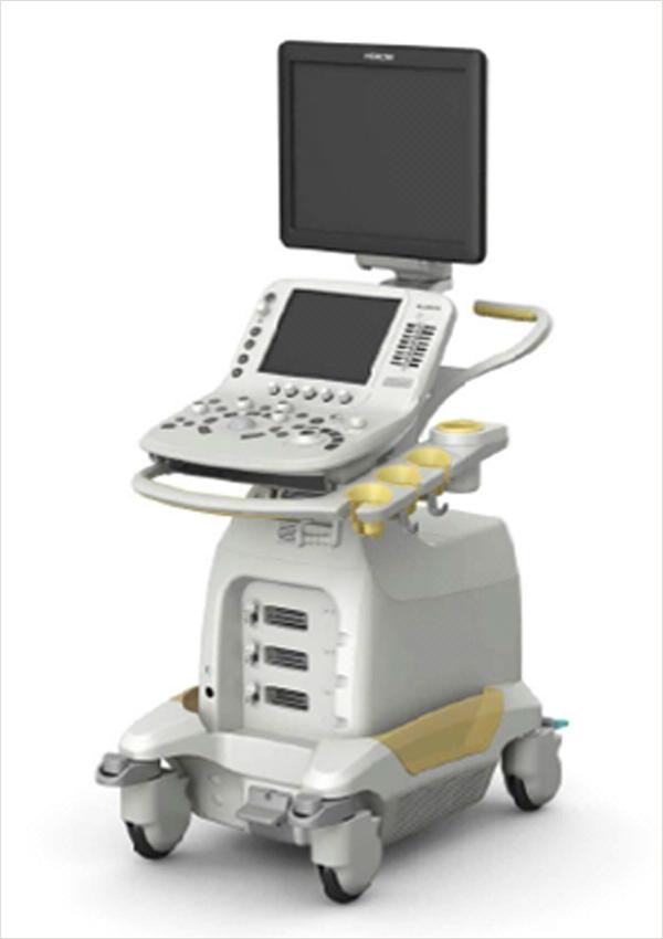 日立アロカメディカル株式会社 超音波診断装置ARIETTA(アリエッタ)