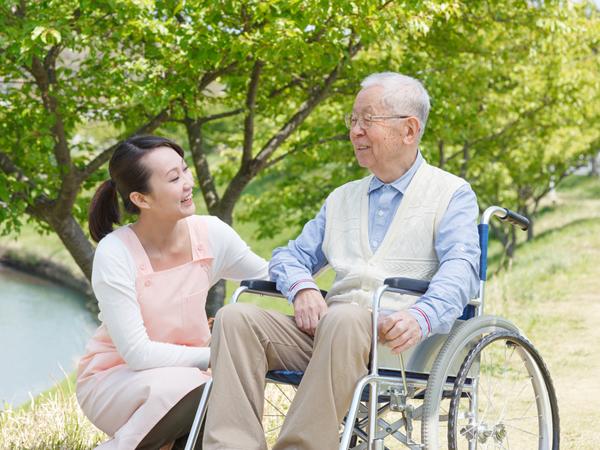 地域を支えてきた高齢者様の健やかな生活のため