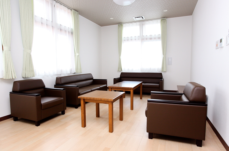 住宅型有料老人ホーム北斗桜ヶ丘の内観