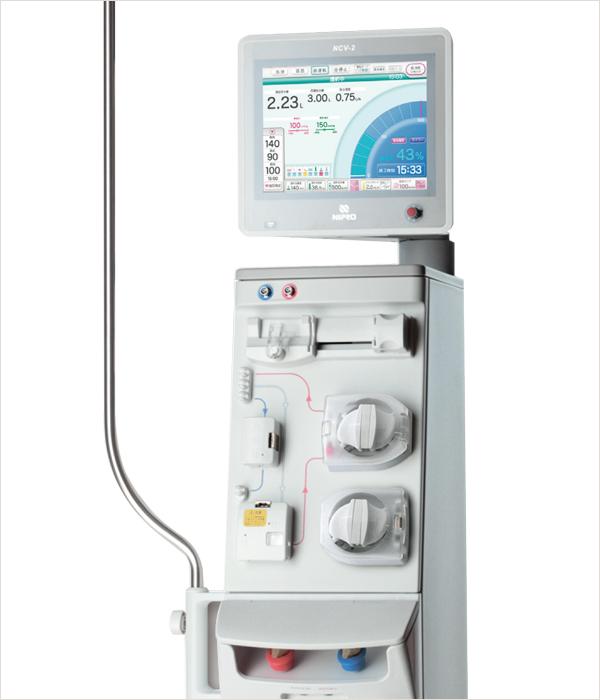 透析用監視装置NCV-2