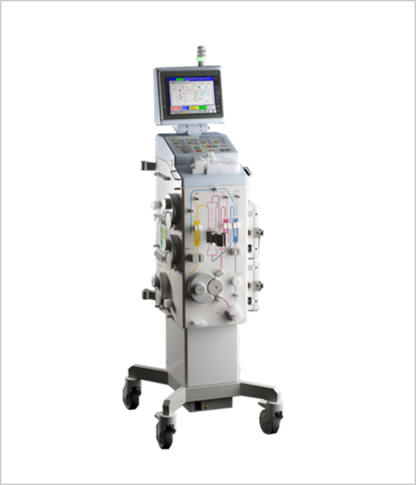 血液浄化用装置 JUN 55X(JUNKEN MEDICAL 株式会社)