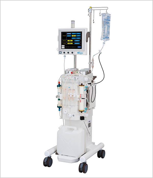 血液浄化用装置 KM-9000(川澄化学工業株式会社)